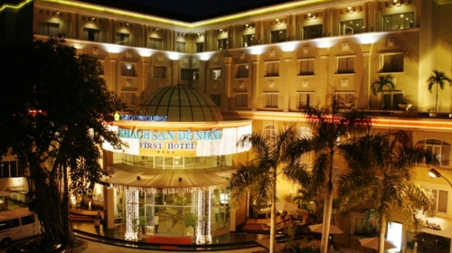 The First Hotel in Ho Chi Minh city