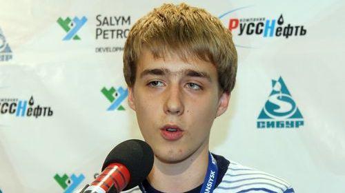 Yaroslav Zherebukh