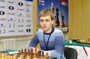 Yaroslav Zherebukh winner of RSSU Grandmaster Cup