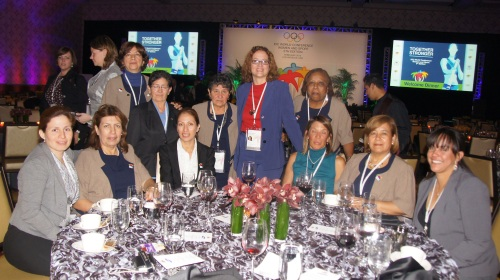 5th World Conference Women and Sport - Dinner