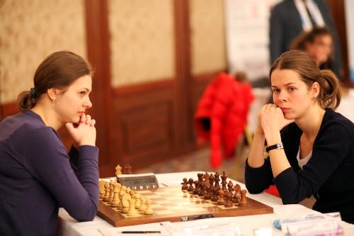 Anna Muzychuk - Tatiana Kosintseva