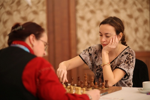 Cristina-Adela Foisor - Antoaneta Stefanova