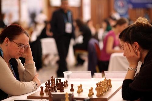 Cristina-Adela Foisor - Nino Khurtsidze