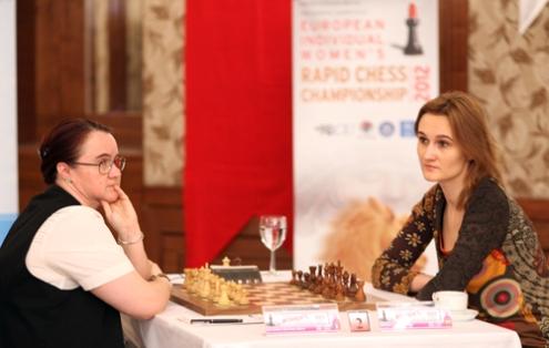 Cristina-Adela Foisor and Viktorija Cmilyte