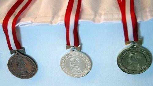 EWCC Medals