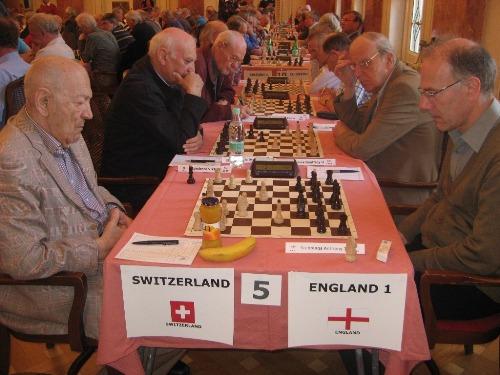 European Senior Teams Chess Championship 2012