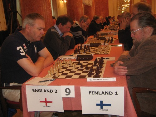 European Senior Teams Chess Championship 2012