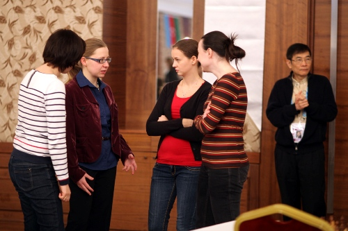 European Women Chess Championship 2