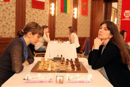 Nadezda Kosintseva - Maria Monakova