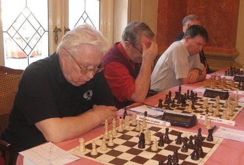European Senior Teams Championship2012 - Russia 1
