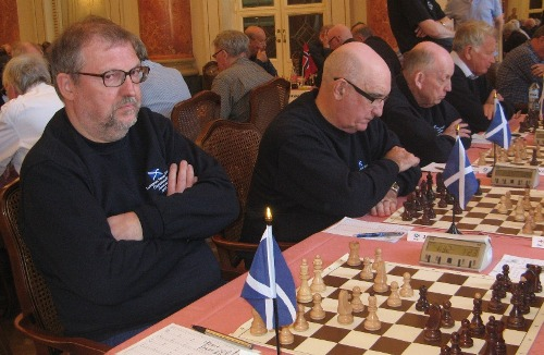 European Senior Teams Championship 2012 - Scotland