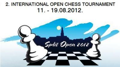 Split Chess Open 2012