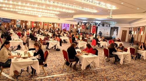 European Individual Women Chess Championship 2012 playing venue