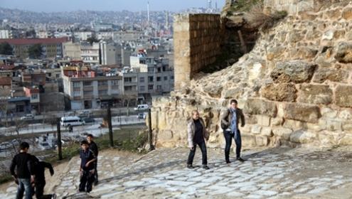 Visit to Gaziantep Castle