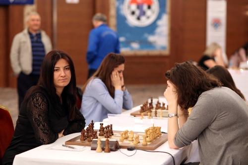 Zeinab Mamedjarova - Nana Dzagnidze