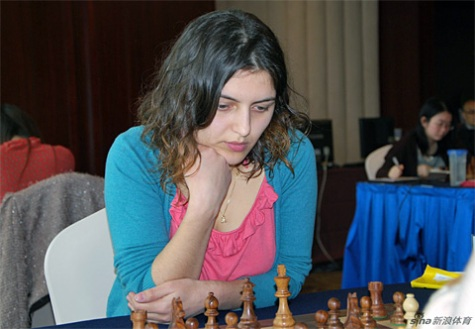 Bela Khotenashvili Bela Khotenashvili won the Neva Fondation Women Grand Prix