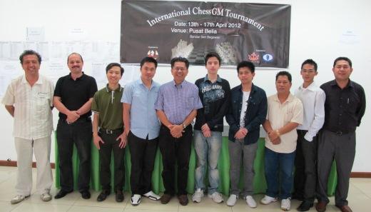 Brunei Invitational Grandmaster Tournament
