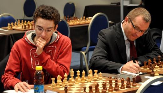 Fabiano Caruana and Michele Godena to represent Obiettivo Risarcimento