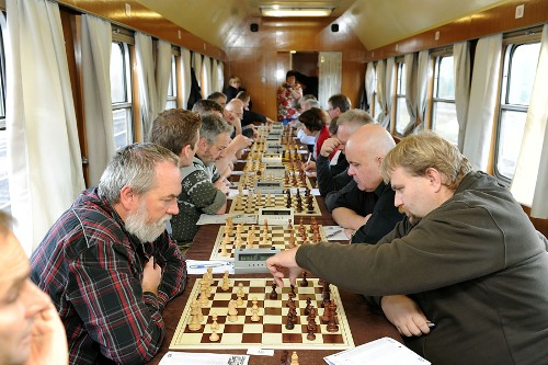 Chess Train
