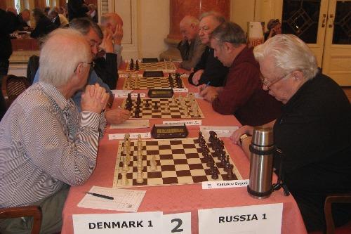 Denmark - Russia 1