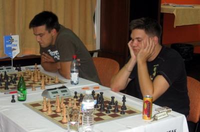 Dusan Popovic and Nikola Sedlak