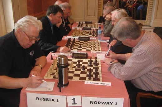 European Senior Teams Championship