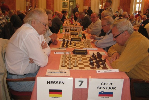 European Senior Teams Championship