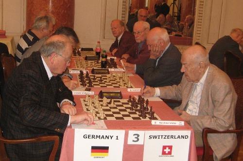 Germany 1 - Switzerland