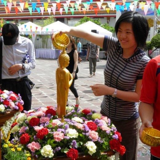 Hou Yifan in Bangkok