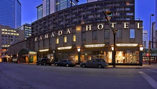 Ramada Inn Calgary