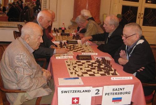 Switzerland and Russia Saint Petersburg