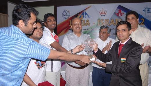 Chess Team India