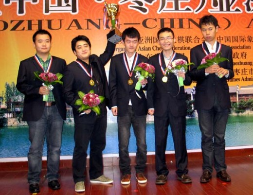 Asian Nations Cup - China Men