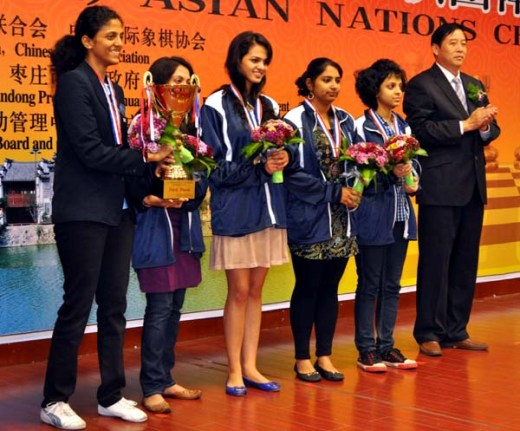 Asian Nations Cup - India Women