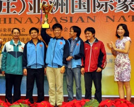 Asian Nations Cup - Vietnam Men