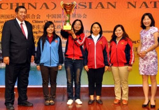 Asian Nations Cup - Vietnam Women