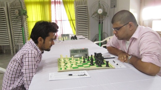 Atul Dahale & CRG Krishna