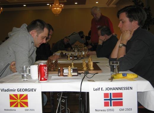 Georgiev - Johannessen