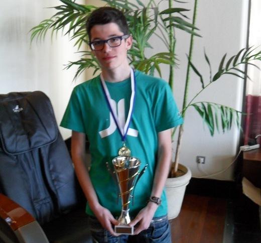 Haralambos Tsakiris trophy