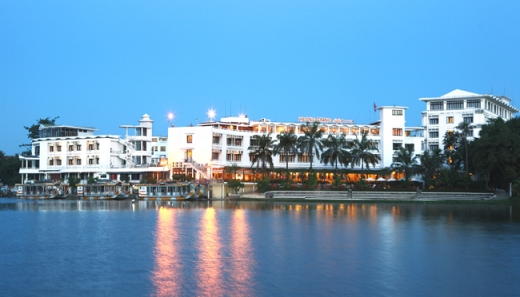 Huong Giang Hotel Hue City