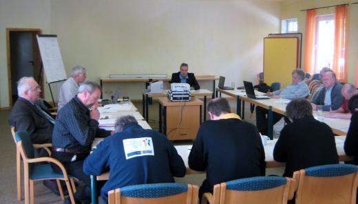 Organizers Seminar in Germany