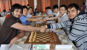 Saleh Salem - Negi (photo by FIDE)