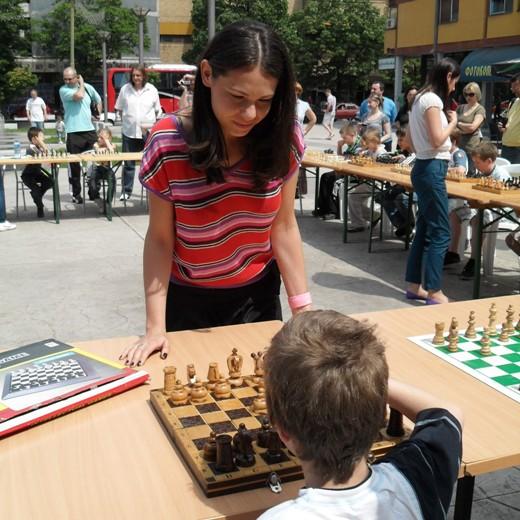 WIM Ljilja Drljevic