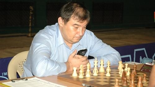 GM Alexej Aleksandrov