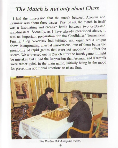 Book Aronian - Kramnik