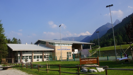 Centro Sportivo - Playing Venue