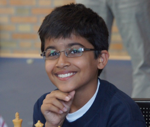 Chandra Akshat, 12 years old from USA