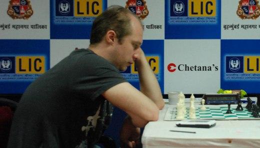 GM Andrei Deviatkin
