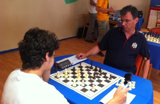 GM Dejan Antic