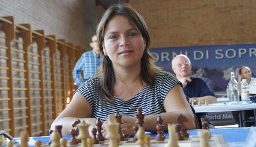 Jessenia Rojas from Ecuador
